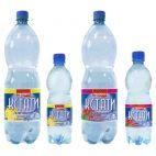 """Питьевая газированная вода """"Кстати"""" ароматизированная"""