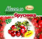 """Кисель с фруктовым ароматом """"Брусника"""""""